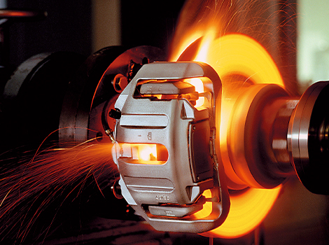 Presses For Disc Brake Pads HOT AND COLD SOLUTIONS